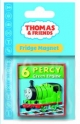 Thomas The Tank Fridge Magnet - Percy